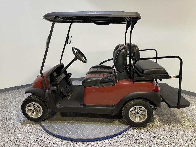 2015 Club Car Precedent Non Lifted 4 Passenger Golf Cart