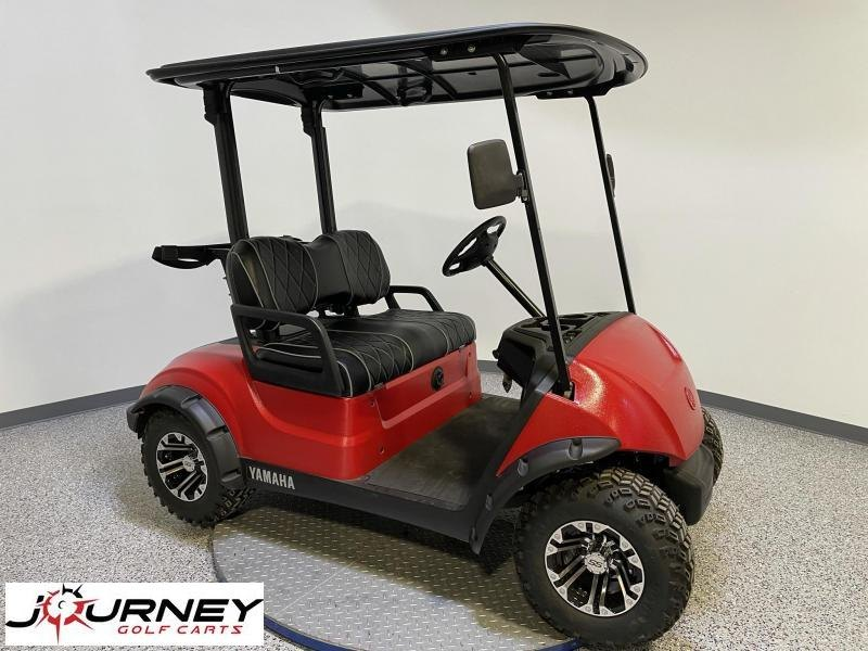 2018 Yamaha Drive 2 Journey Edition Rhino-Kevlar Custom Body 48V Golf Cart