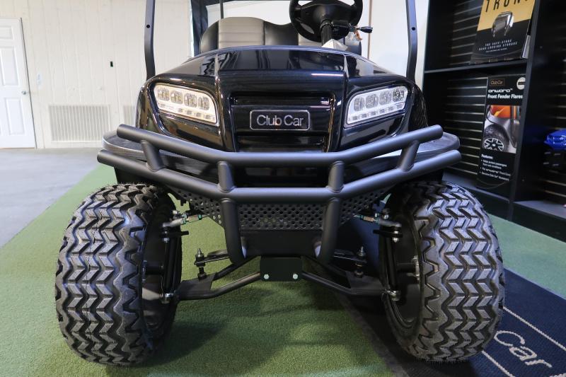 2021 Club Car Onward 6 Passenger Metallic Black Limited Edition Lifted