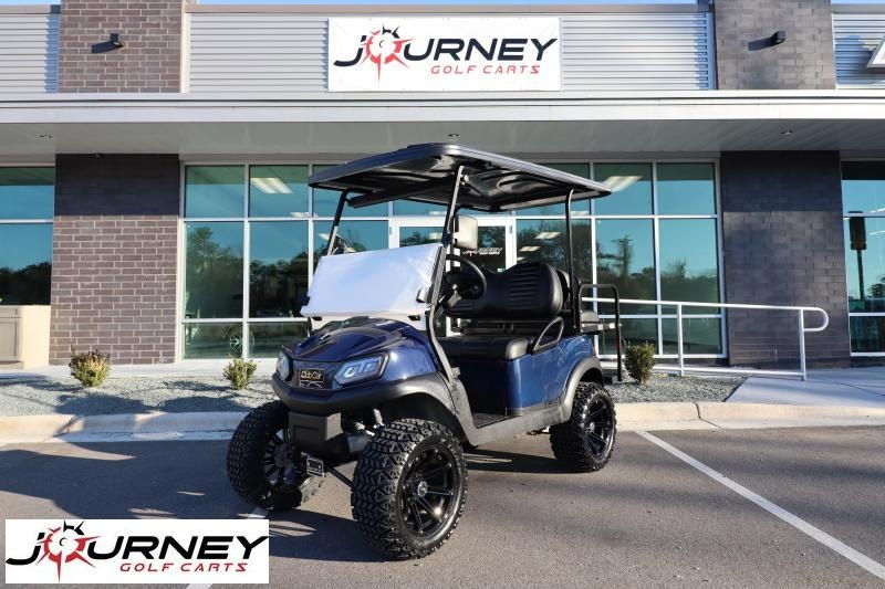 2018 Club Car Tempo Lifted Electric Full Refurbished Golf Cart