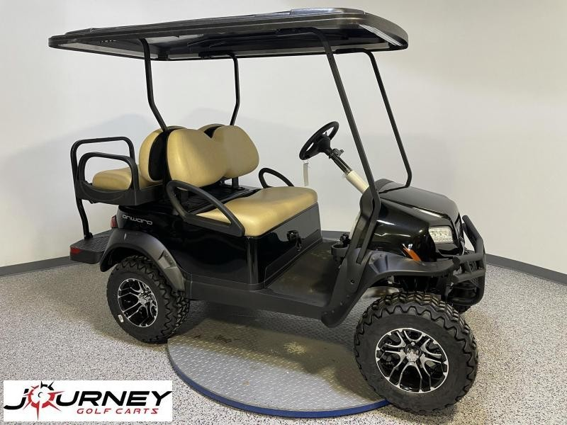 2021 Club Car Onward 4 Passenger Lifted 48 Volt Electric Golf Cart