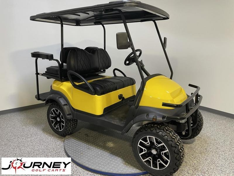 Club Car Precedent 4 Passenger Lifted 48 Volt Electric Golf Cart