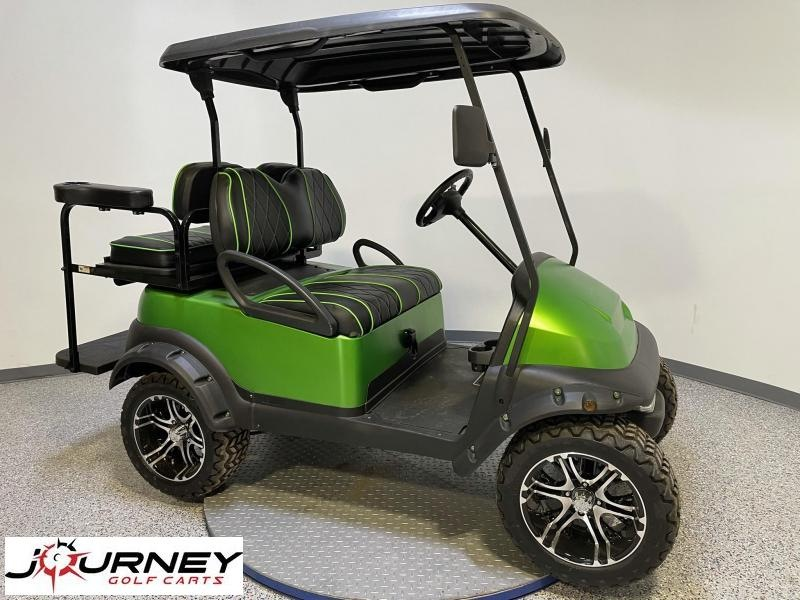 2014 Club Car Precedent Journey Edition 4 Passenger Lifted 48 V Golf Cart