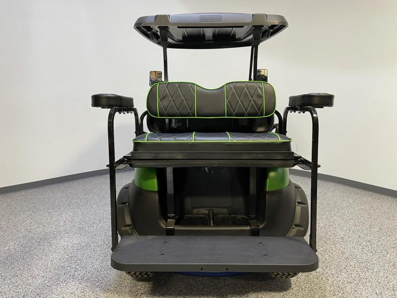 2014 Club Car Precedent Journey Edition 4 Passenger Lifted 48 V Golf Cart