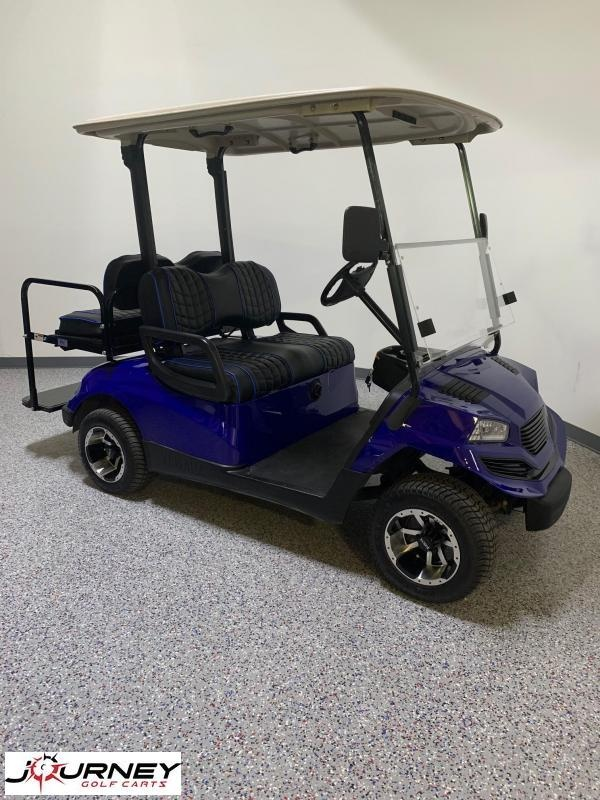 2016 Yamaha Drive - Havoc Special Edition 48V Golf Cart
