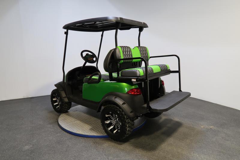 2017 Club Car Club Car Precedent 4 Passenger Lifted Golf Cart