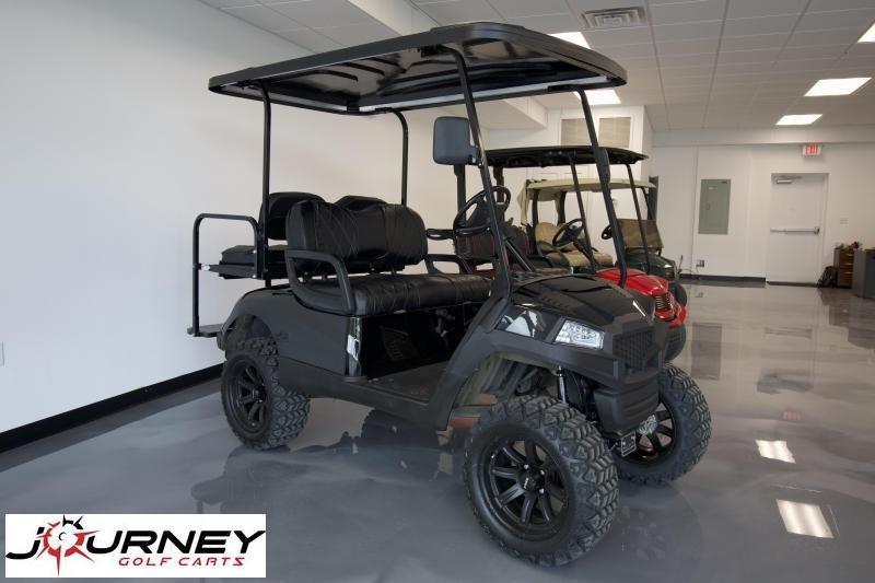Yamaha G29 Lifted 4 Passenger Golf Cart Custom