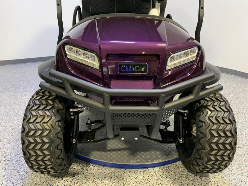 2021 Club Car Onward Special Edition Twilight Lifted HP AC 4 Passenger