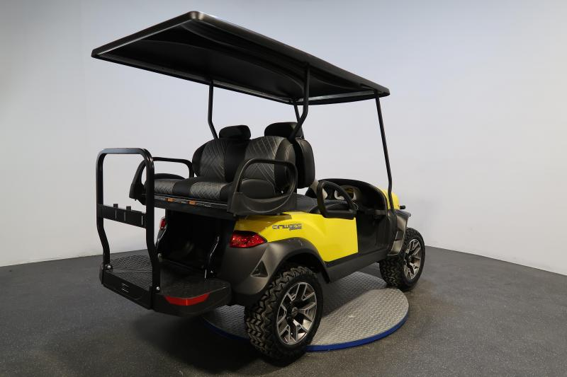 2021 Club Car Onward 4 Passenger Lifted Sunshine Special Edition
