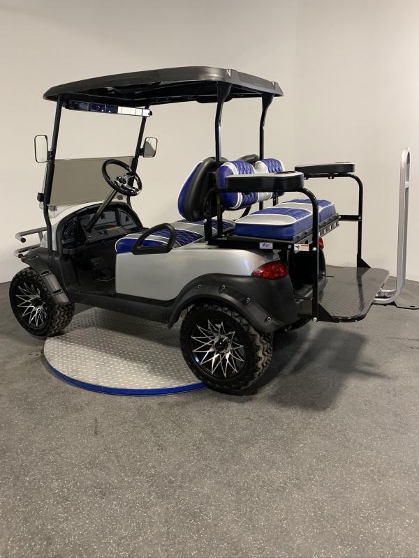 2017 Club Car Precedent Golf Cart Cowboy Special Edition
