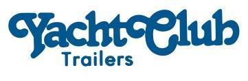 2022 Yacht Club Trailers 1612F Watercraft Trailer
