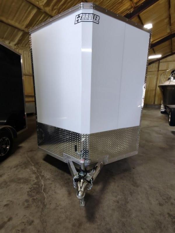 2022 ALCOM EZ HAULER EZEC 7X12TA Enclosed Cargo Trailer