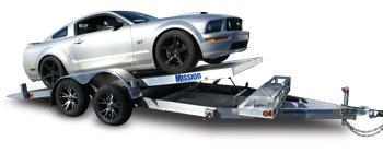 2021 Mission MOCH 8X24 Tilt Car / Racing Trailer