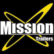 2021 Mission MU 6.5X 22 FATA 2.0 Utility Trailer