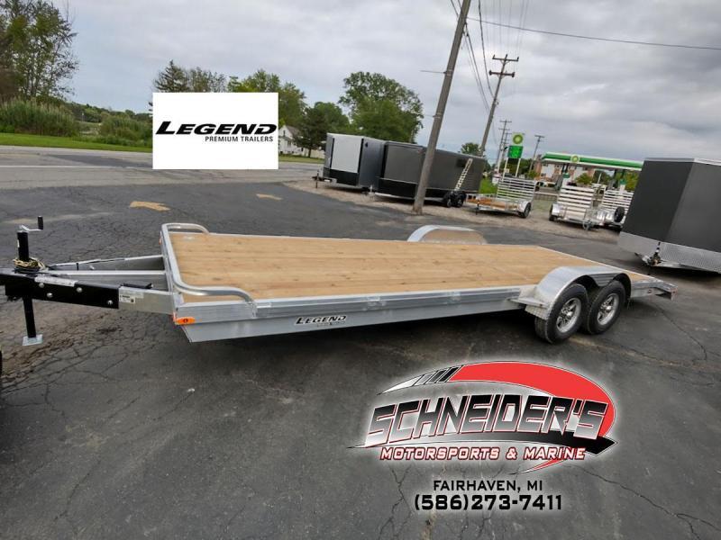 2022 Legend Trailers 7X24OCHTA52 Car / Racing Trailer
