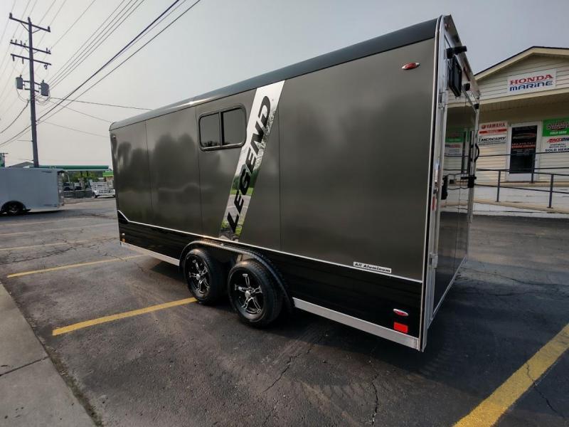 2022 Legend Trailers 8X19DVNTA35 Enclosed Cargo Trailer