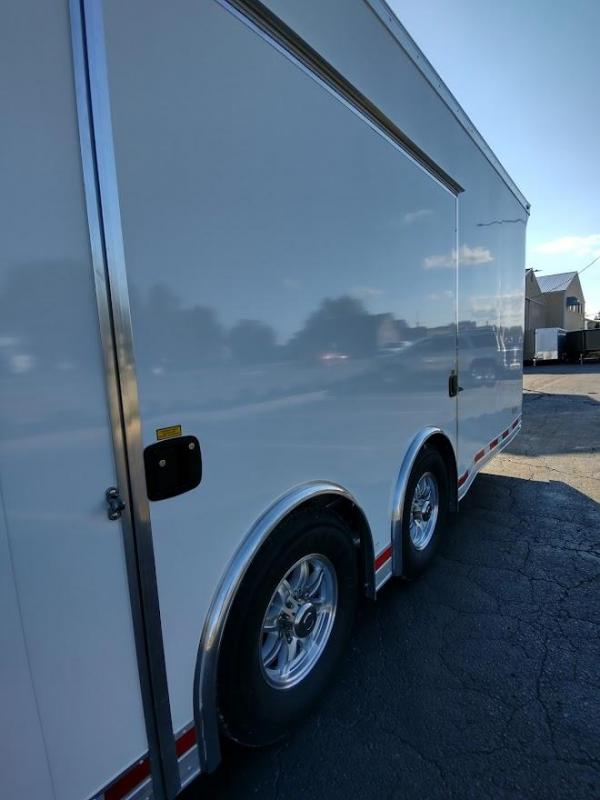 2022 ATC Quest Limited 8.5x28 Car Hauler Car / Racing Trailer