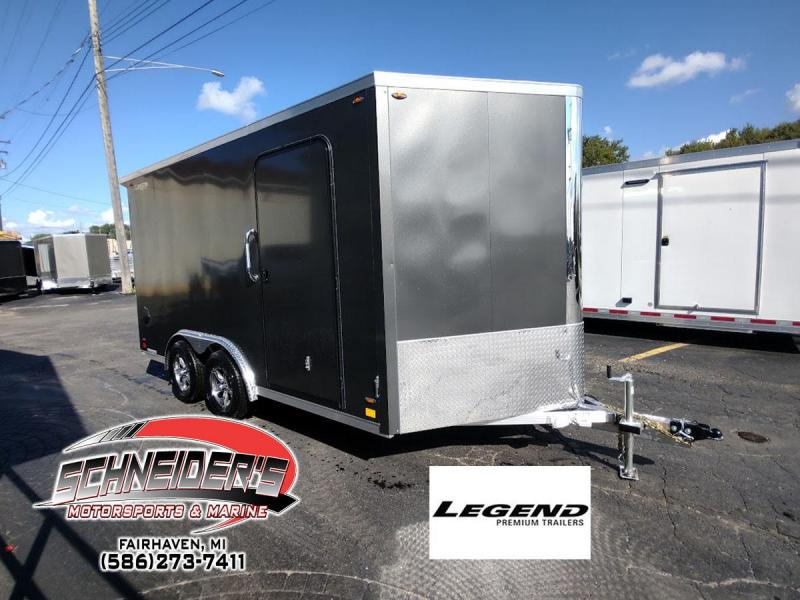 2022 Legend Trailers 8x17FTVTA35 Enclosed Cargo Trailer