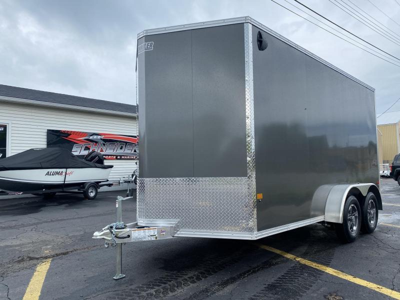 2021 ALCOM EZ HAULER EZEC 7X14 Enclosed Cargo Trailer