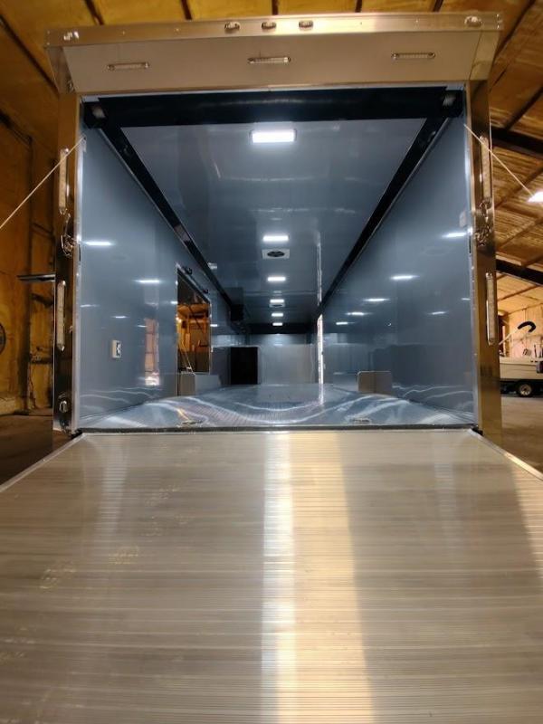 2022 ATC Quest 8.5x 40 Car Hauler Car / Racing Trailer