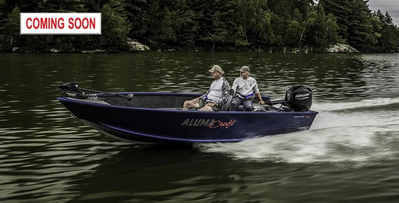 2021 Alumacraft ESCAPE 145 TILLER
