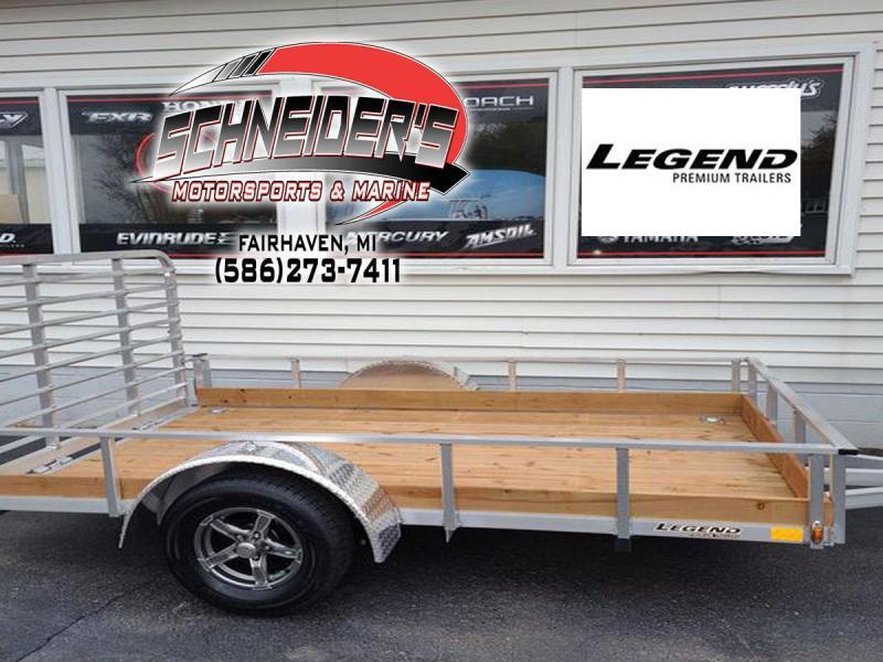 2022 Legend Trailers 6X10ALLSSA Utility Trailer