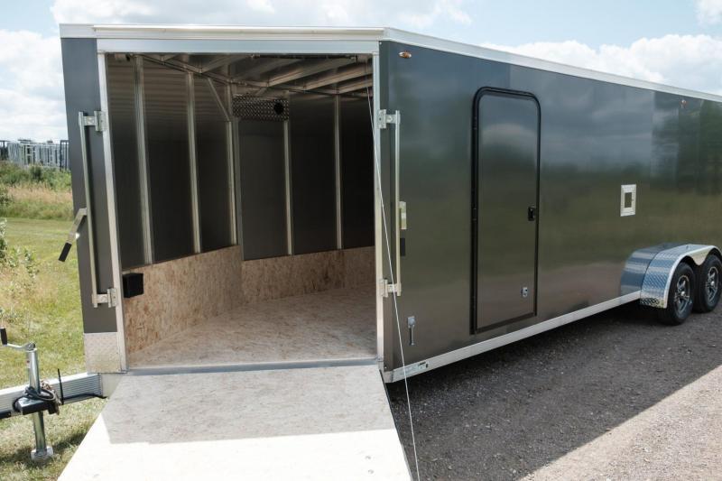 2022 Legend Trailers THUNDER V-NOSE 8.5X22 Enclosed Cargo Trailer
