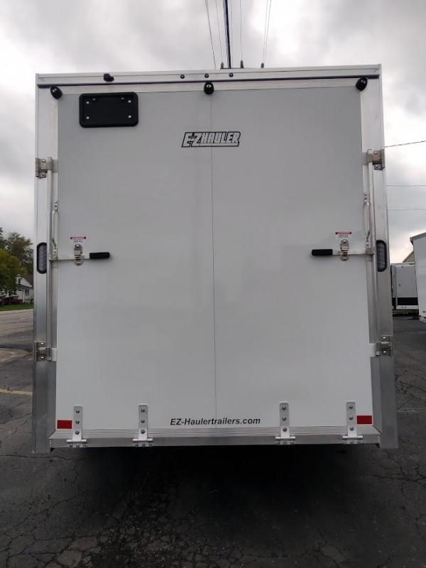 2022 ALCOM EZEC 7X16 Enclosed Cargo Trailer