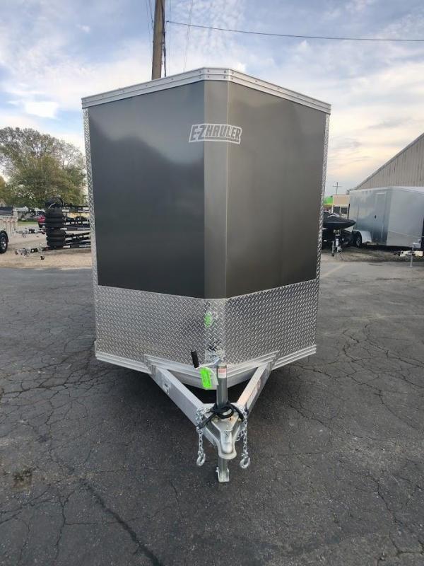 2022 Mission EZEC 6x12 Enclosed Cargo Trailer