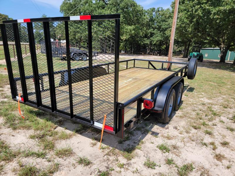 """2021 Other 16' x 83"""" Pipe top Utility Trailer"""
