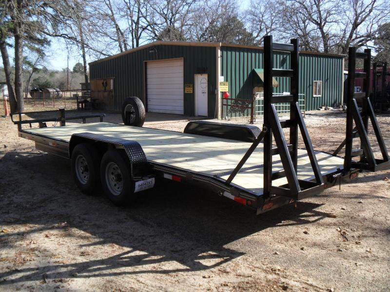 "2021 Tiger 22' x 83"" car hauler/ Equipment Trailer"