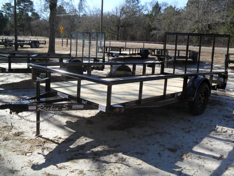 "2021 Other 14' x 77"" Pipe Top Utility Trailer"