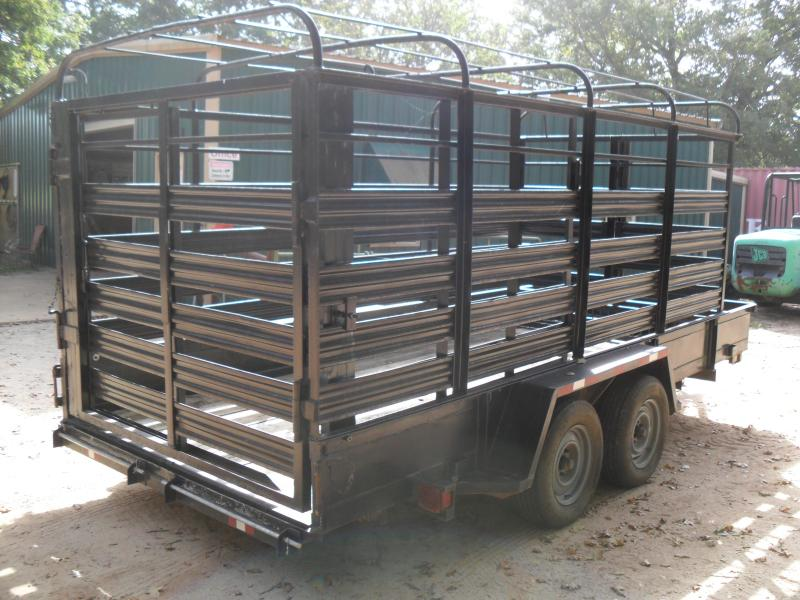"""1991 Other 16' x 77"""" Utility / Liverstock Utility Trailer"""