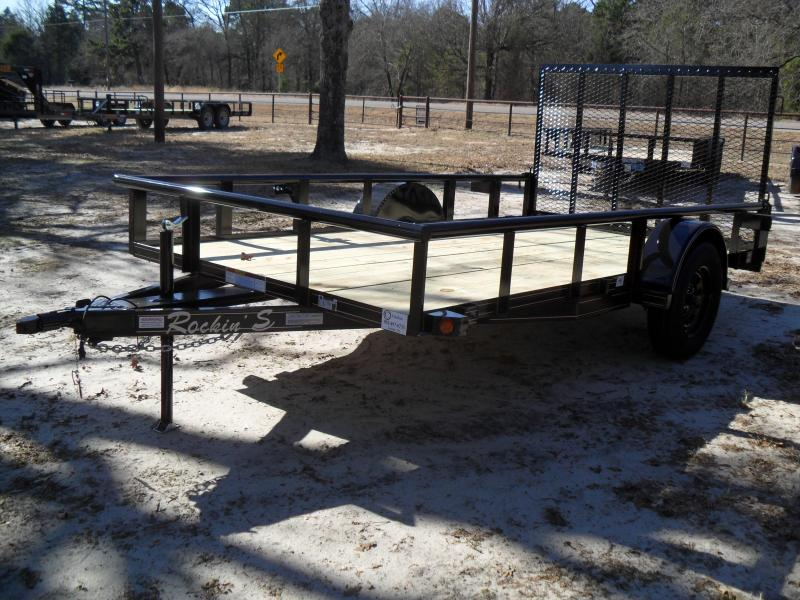"2021 Other 12' X 77"" Pipe top Utility Trailer"
