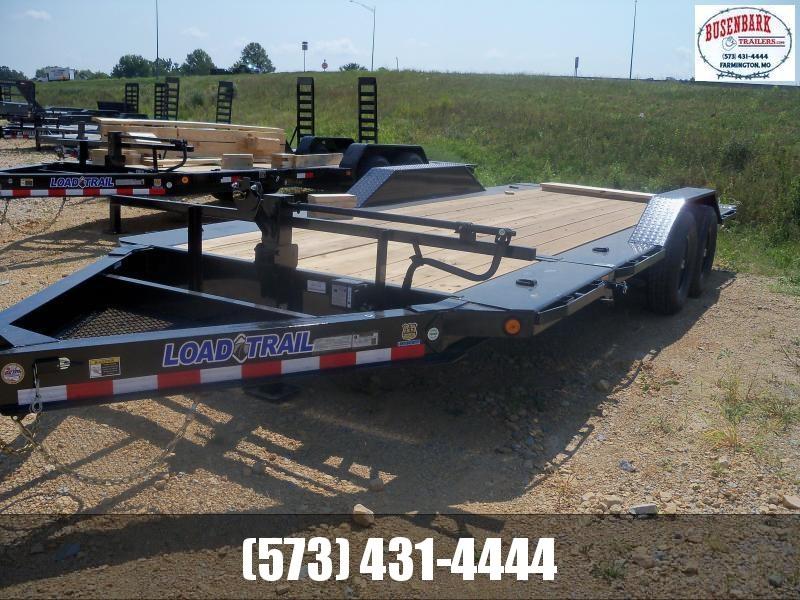 20X102 Load Trail Black Tilt N Go Tilt Deck TH0220072