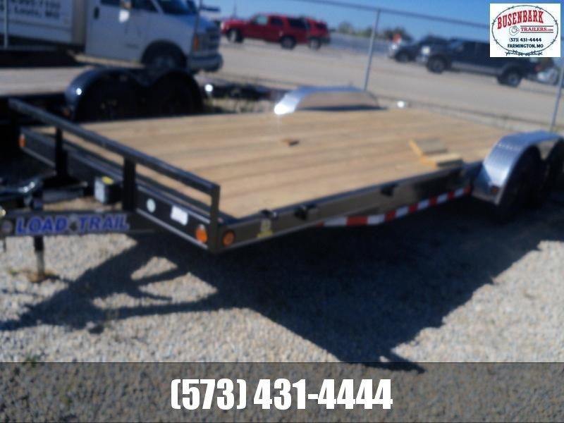 20X083 Load Trail Black Carhauler Slide In Ramps #5000 Jack XH8320032