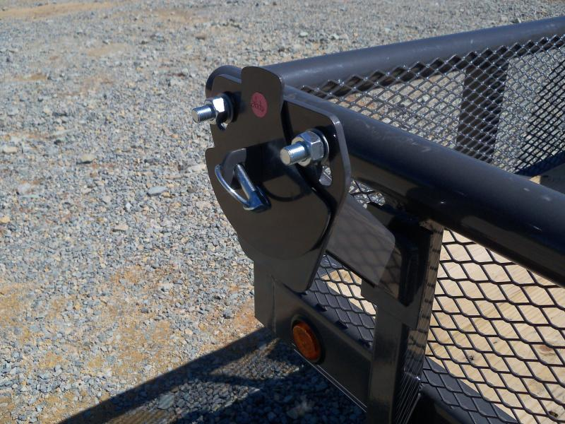 20X083 Load Trail Gray Carhauler Slide In Ramps & Side Rails CS8320052