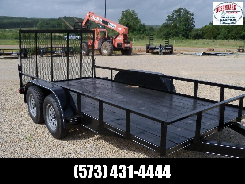 2020 Other M.E.B. 14' Tandem Axle Utility Utility Trailer