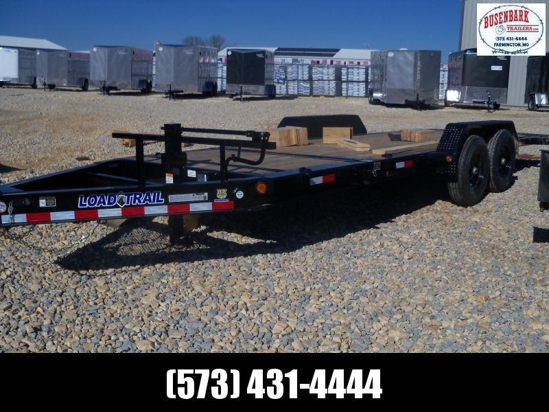 20X083 Load Trail Black Tilt N Go Tilt Deck TH8320072