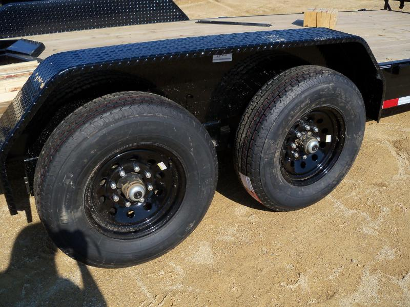 20X083 Load Trail Black Carhauler Fold Up Ramps CH8320072
