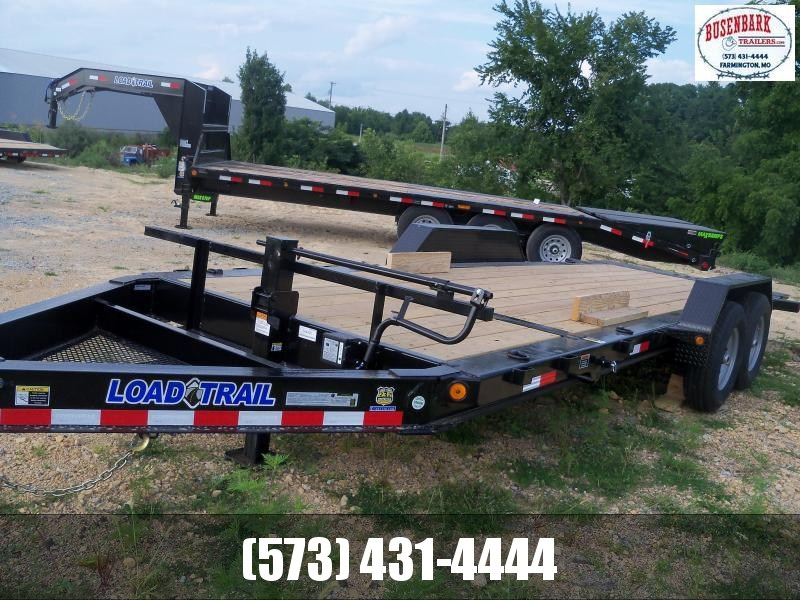 20X083 Load Trail Black Tilt N Go TH8320072
