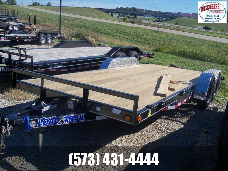 18X083 Load Trail Black Carhauler Slide In Ramps #5000 Jack XH8318032