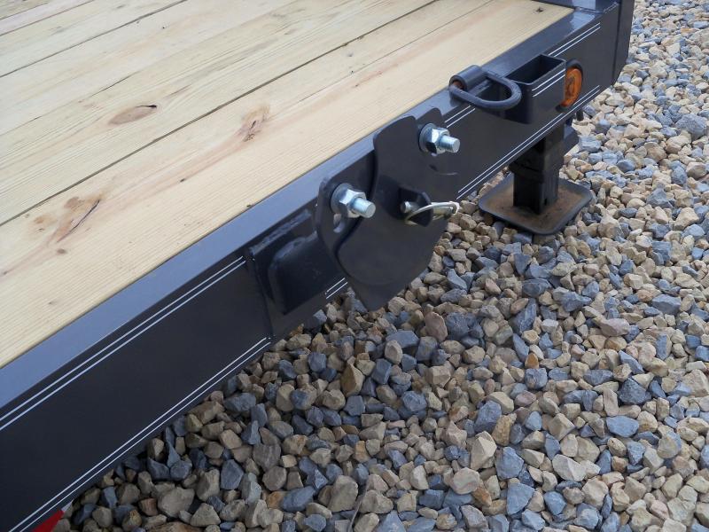 24x083 Load Trail Gray Carhauler Slide In Ramps CH8324052