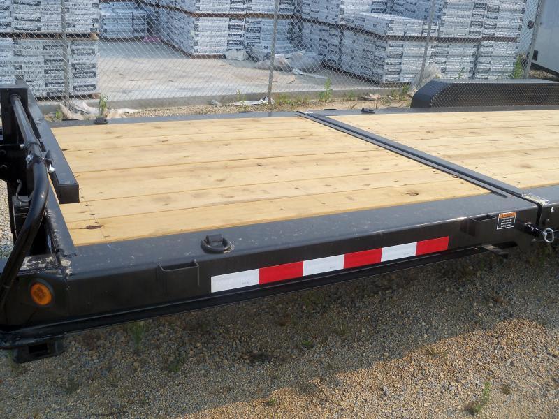 22X083 Load Trail Black Tilt N Go Tilt Deck TH8322082