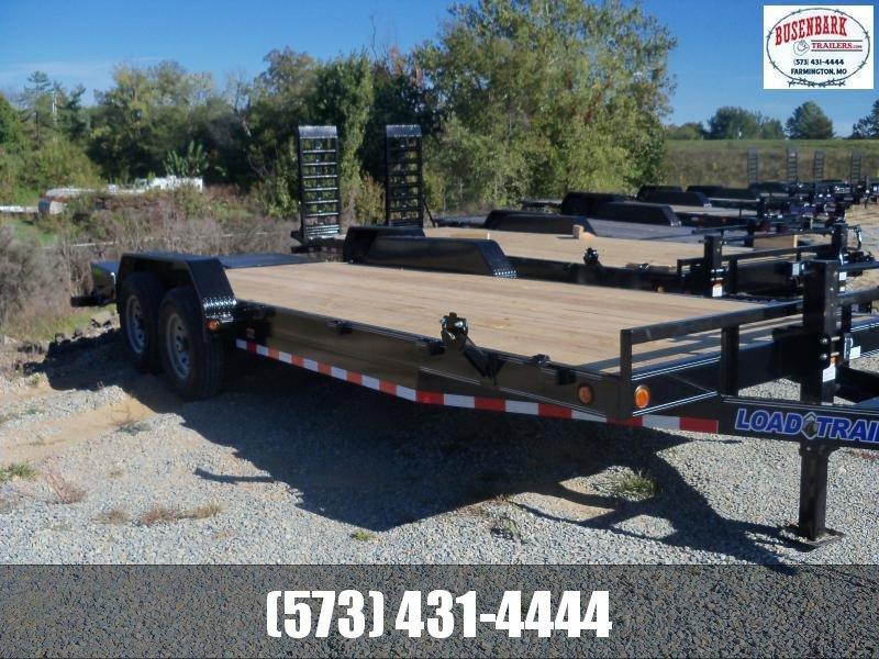 22X083 Load Trail Black Carhauler Max Ramps Spare Mount CH8322072