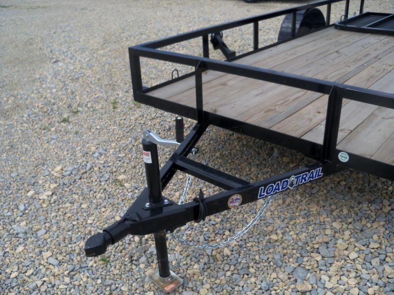 14X077 Load Trail Gray Angle Frame SE7714031