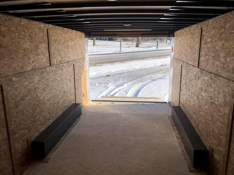 2021 Formula 8.5 x 24 10k Enclosed Cargo Trailer