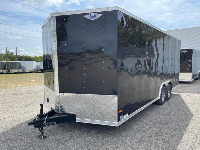 8.5x20 Enclosed Car Hauler - 7ft Interior - 7K