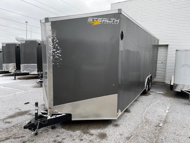 2021 Stealth Titan  8.5 x 24 10 K Enclosed Cargo Trailer with Extra Height