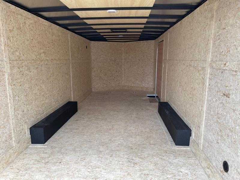 2021 Rhino 8.5 x 20 10 K Enclosed Cargo Trailer